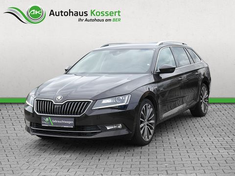 SKODA SUPERB Combi 2.0 TDI Laurin